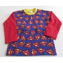 "Mikina  ,, superman"" vel. 92 - 98 cm  DO 144"